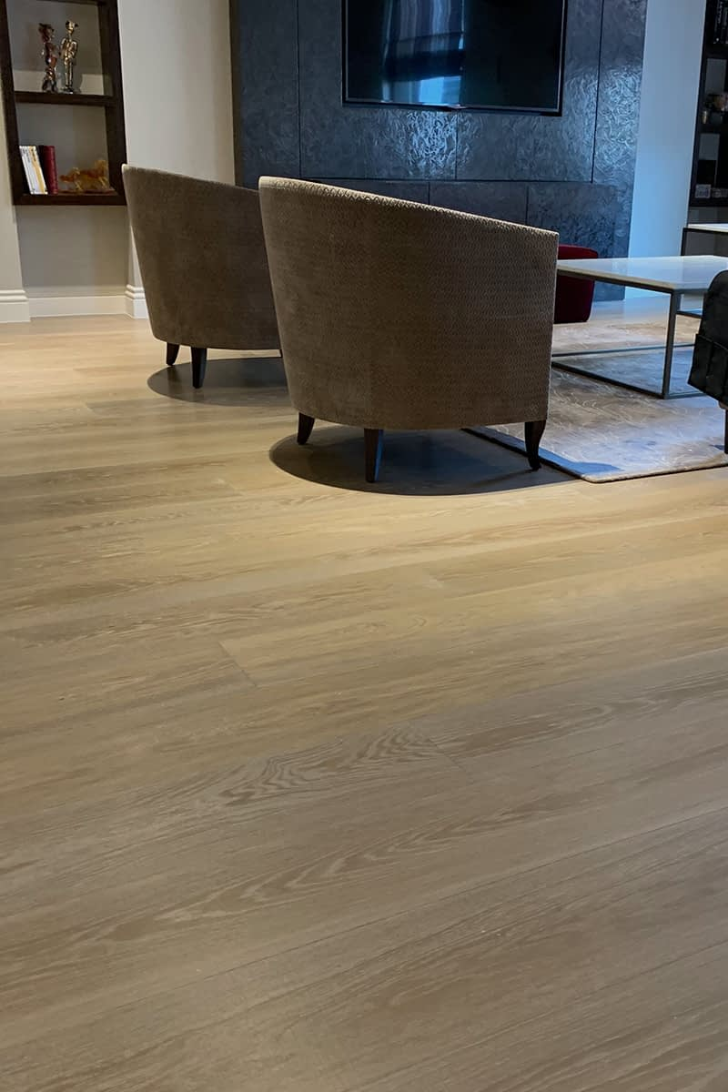Hardwood Flooring Central London