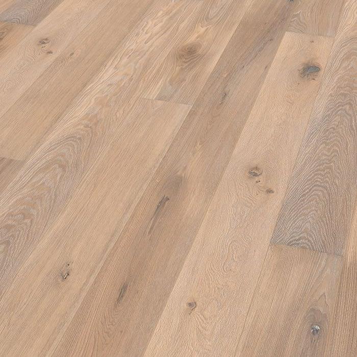 fitting hardwood flooring